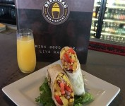 Wraps At Beer Head Bar & Eatery